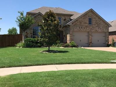 Prosper Single Family Home For Sale: 1181 Golden Sunset Court