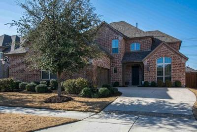 Frisco Single Family Home For Sale: 10817 Kingsford Lane