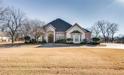 Granbury Single Family Home Active Contingent: 9605 Muirfield Drive
