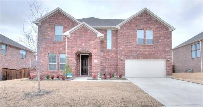 Sachse Single Family Home Active Option Contract: 5302 Herford Drive