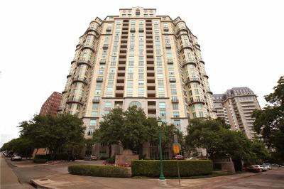 Condo Active Kick Out: 3401 Lee Parkway #404