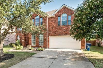 Frisco Single Family Home Active Option Contract: 1775 Bentley Drive