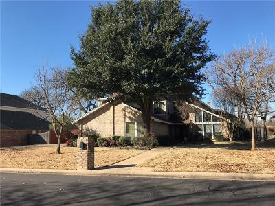 Mansfield Single Family Home For Sale: 1031 Pebble Beach Drive