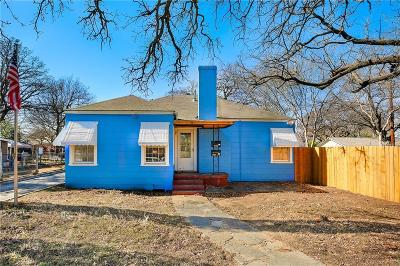 Haltom City Single Family Home Active Option Contract: 1505 Oak Knoll Drive