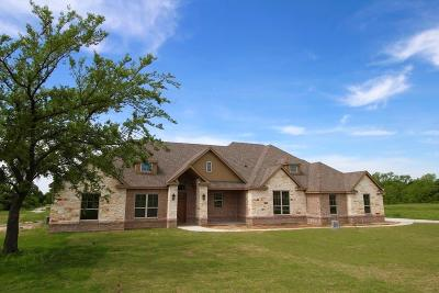 Weatherford Single Family Home For Sale: 101 Signature Court