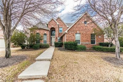 McKinney Single Family Home Active Kick Out: 1416 Pecan Valley Drive