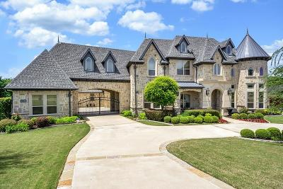 Rockwall County Single Family Home For Sale: 1736 Bison Meadow Lane