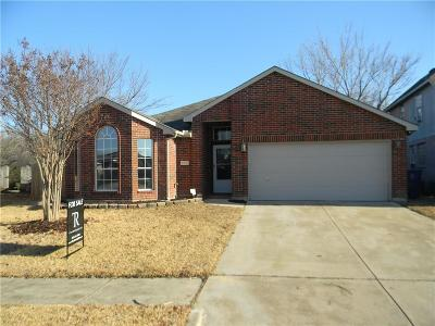 Garland Single Family Home Active Option Contract: 706 Bard Drive