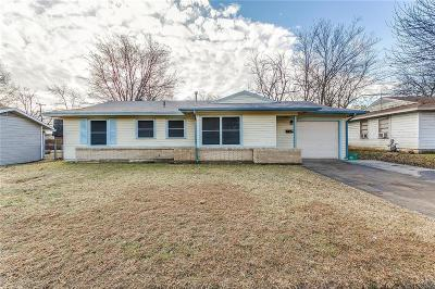 Burleson Single Family Home Active Option Contract: 111 Taylor Street