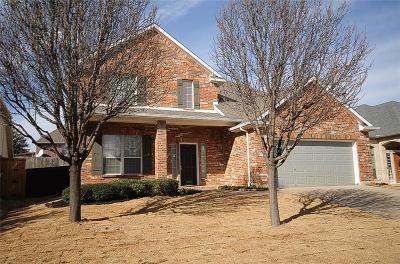 Grand Prairie Single Family Home For Sale: 548 Palomino Way