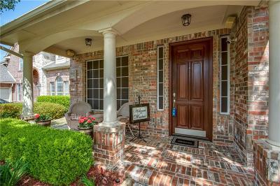 McKinney Single Family Home For Sale: 2309 Brenham Drive