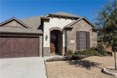 Waxahachie Single Family Home For Sale: 527 Sagebrush Lane