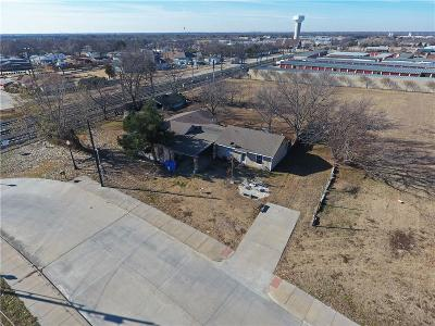 Rowlett Single Family Home For Sale: 3721 Richards Street