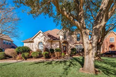 Flower Mound Single Family Home For Sale: 2824 Lake Ville Lane
