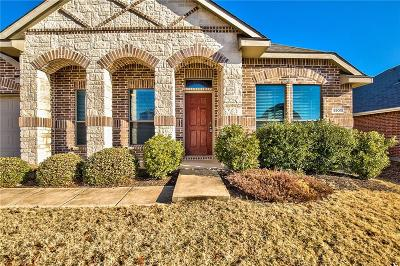 Prosper Single Family Home For Sale: 5500 Manitou Drive