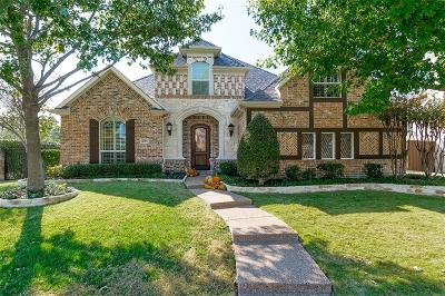 Frisco Single Family Home For Sale: 4585 Newcastle Drive