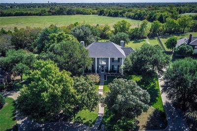 Allen Single Family Home For Sale: 9 Wooded Lane