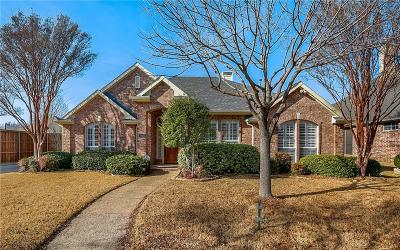 Lewisville Single Family Home For Sale: 2519 Sir Percival Lane