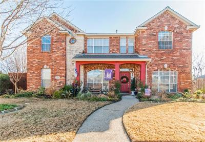 The Colony Single Family Home For Sale: 5936 Legend Lane