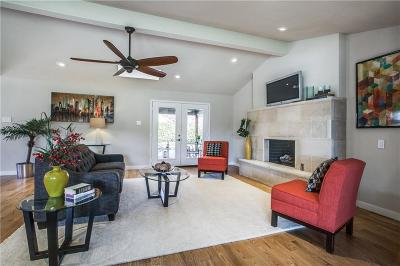 Single Family Home For Sale: 7435 Foxworth Drive