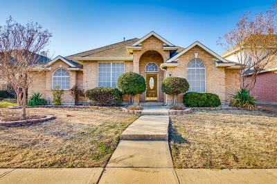 Garland Single Family Home For Sale: 5109 Summertree Court