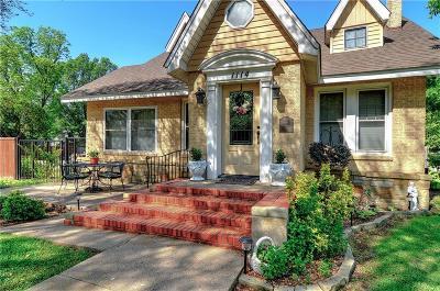 Sherman Single Family Home For Sale: 1114 S Crockett