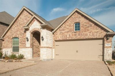 Prosper  Residential Lease For Lease: 15921 Gladewater Terrace