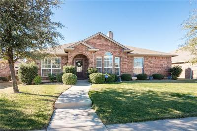 Rockwall Single Family Home Active Option Contract: 1183 Hampton Bay Drive