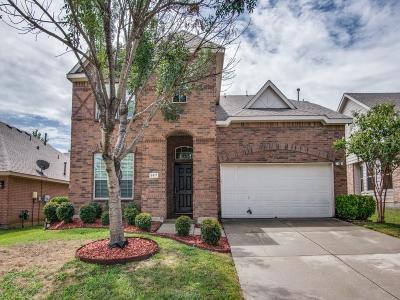 Denton Single Family Home For Sale: 5917 Greenmeadow Drive