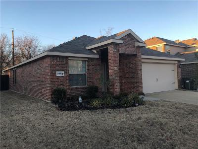 Seagoville Single Family Home For Sale: 3023 Graystone Court