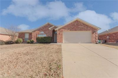 Mansfield Single Family Home Active Option Contract: 8 Rochelle Court