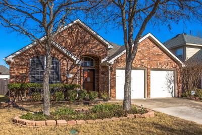 Mckinney Single Family Home Active Option Contract: 5404 Fairfax Court
