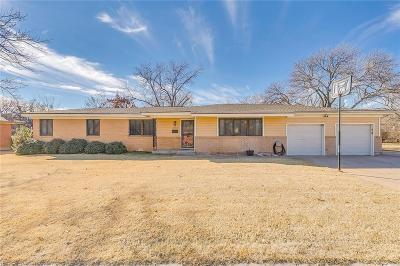 Richland Hills Single Family Home For Sale: 3609 Chaffin Drive