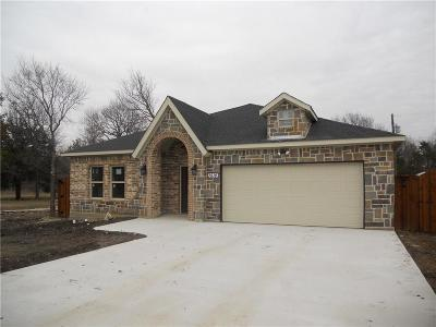 Grand Prairie Single Family Home For Sale: 1518 Avenue B
