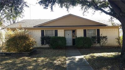 Richardson Single Family Home For Sale: 413 Beverly Drive