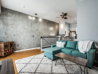 Single Family Home For Sale: 3225 Turtle Creek Boulevard #1625