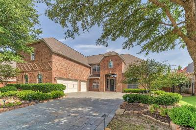 Plano Single Family Home For Sale: 4609 Blackshear Trail
