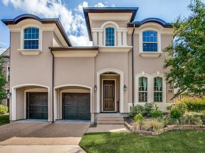 Richardson Single Family Home For Sale: 3910 Clear Creek Court