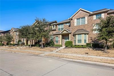 Irving Townhouse Active Option Contract: 1915 Loma Linda Drive