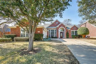 Flower Mound Single Family Home For Sale: 5205 Marshall Creek