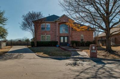 Mansfield Single Family Home For Sale: 1808 Callender Hill Road