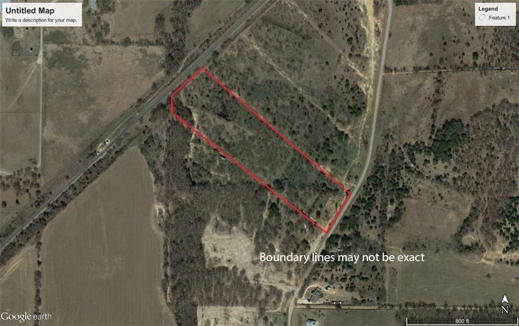 11 78 acres in Millsap for $169,900