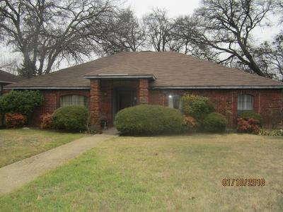 Desoto Single Family Home Active Contingent: 476 Derby Lane