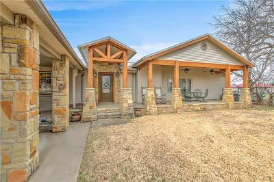 Granbury Single Family Home For Sale: 4621 E Holiday Estates Court
