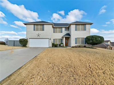 Burleson Single Family Home For Sale: 1001 Red Cedar Way