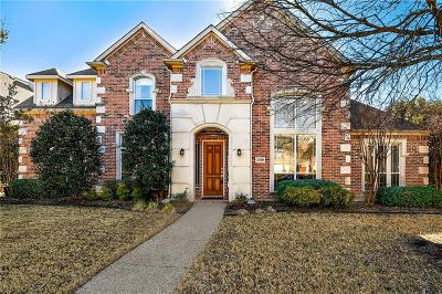 Dallas County, Denton County Single Family Home For Sale: 2308 Creekside Circle N
