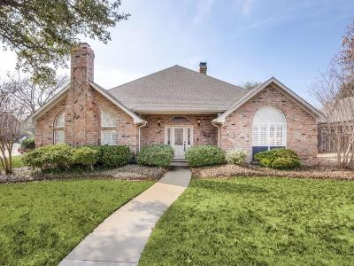 Carrollton Single Family Home Active Option Contract: 2701 Berkshire Drive