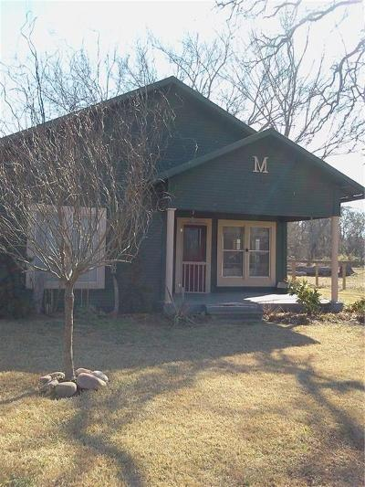 Canton TX Single Family Home Active Option Contract: $132,500