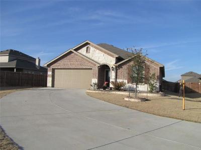 Burleson Single Family Home For Sale: 401 Blaze Court