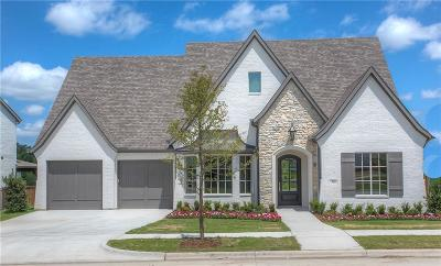 Aledo Single Family Home For Sale: 339 Creekview Terrace